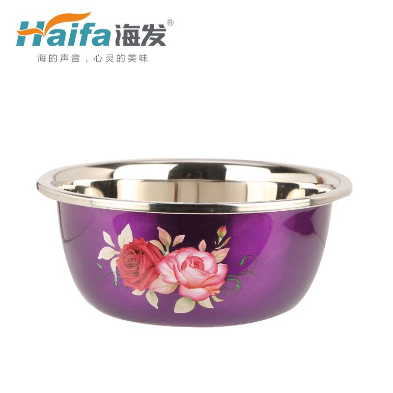 1.2厘特厚印花调料缸(18-34cm)